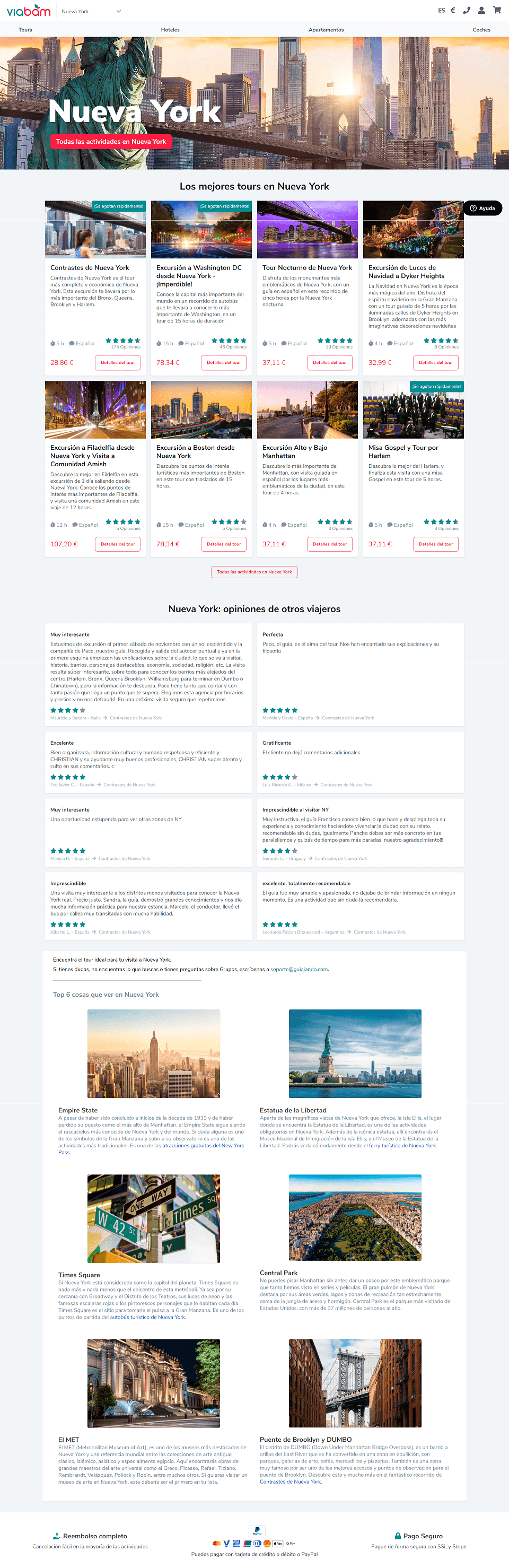 new-york-landing-page