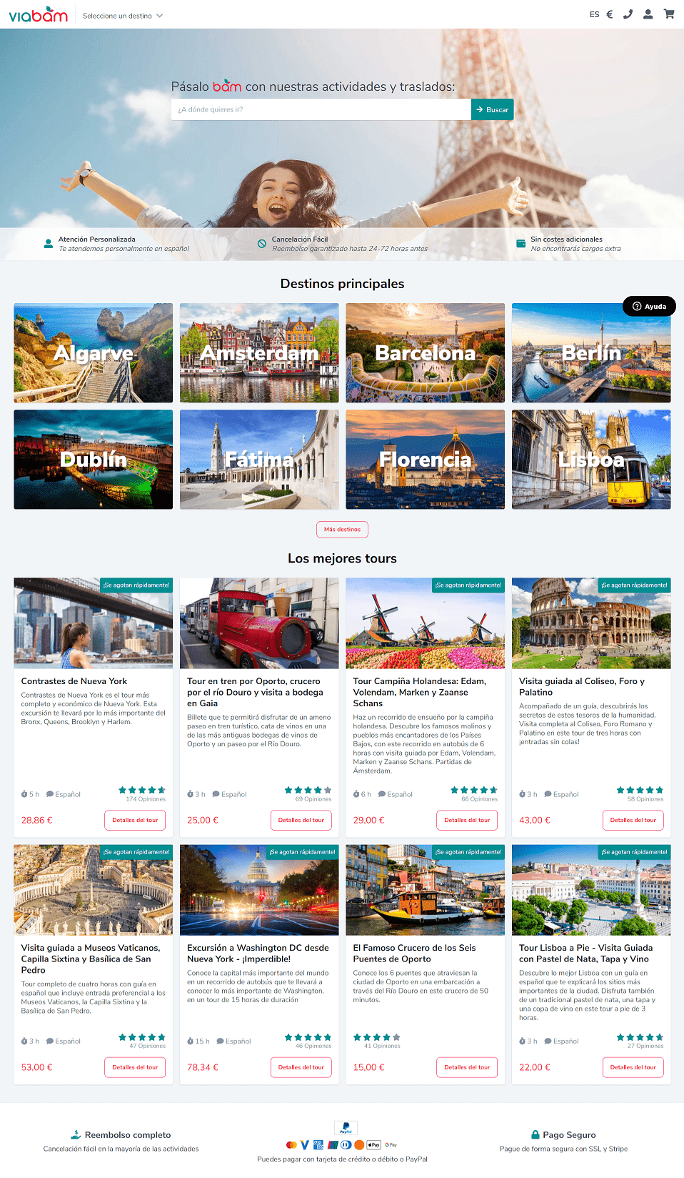viabam-homepage